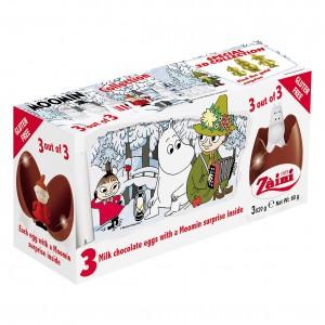 11.ムーミン チョコレートエッグ